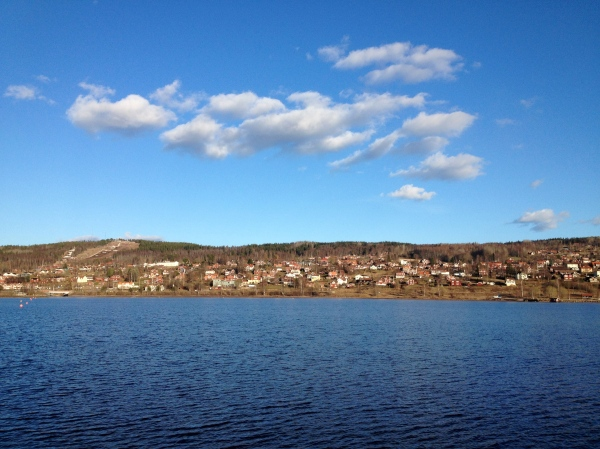 Siljan in Sweden
