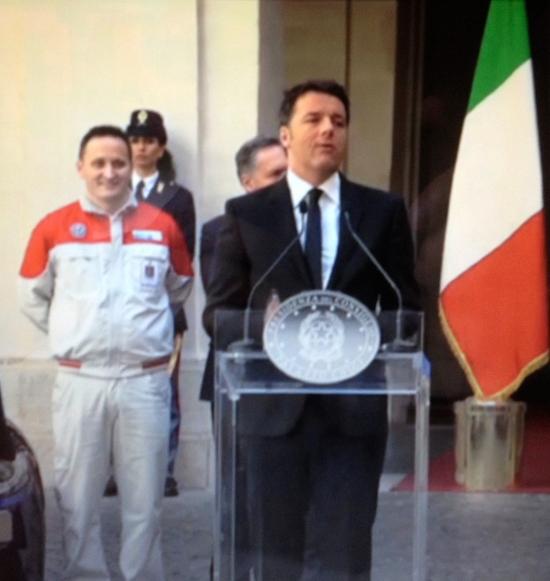 Matteo Renzi & Alfa Romeo