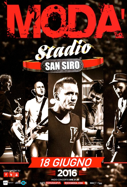 Modá - Italian band