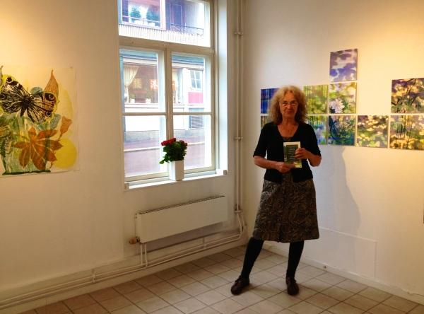 Gunilla Lundstedt at Galleri SE Konst -Sweden