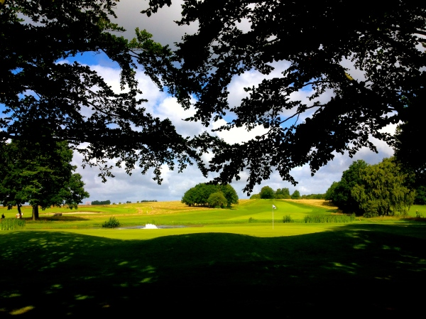 Akademiska golfbanan i Lund