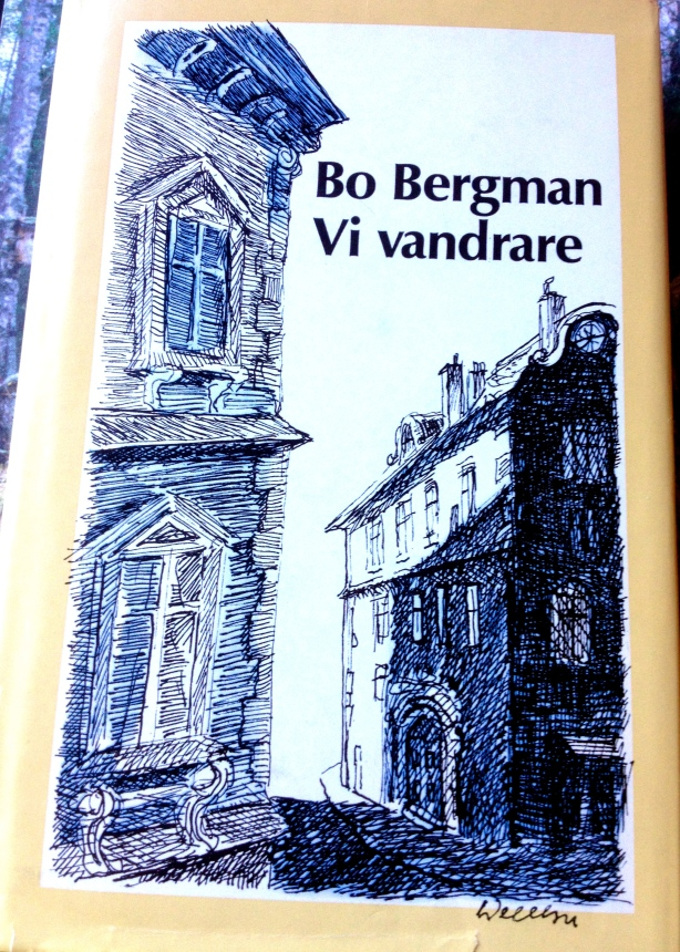 Bo Bergman Vi vandrare 1961