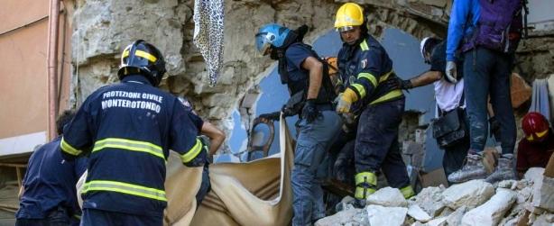 Terremoto. Italy 2016 08 24