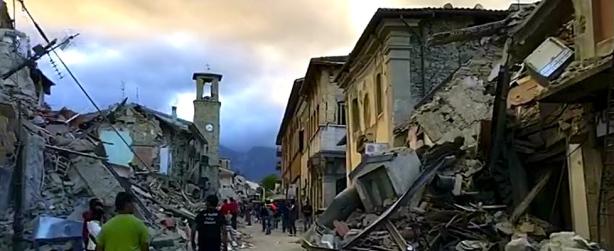 Amatrice Italy 2016