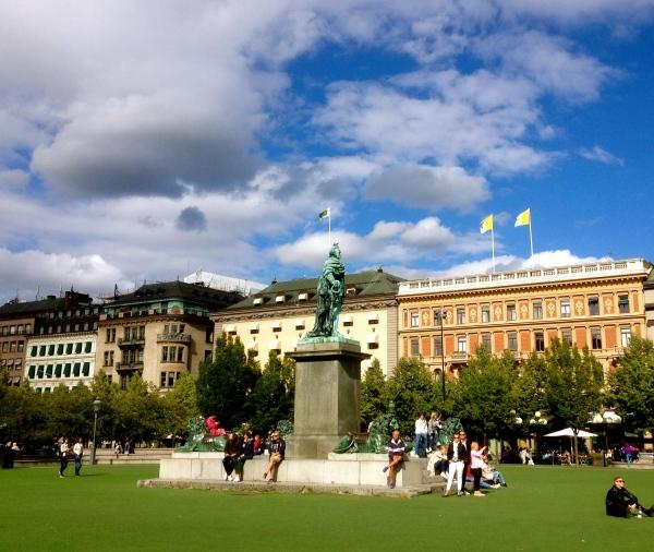 Kungsan H Carlberg