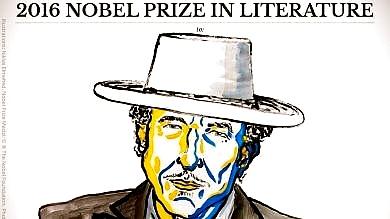 Bob Dylan Nobel 2016