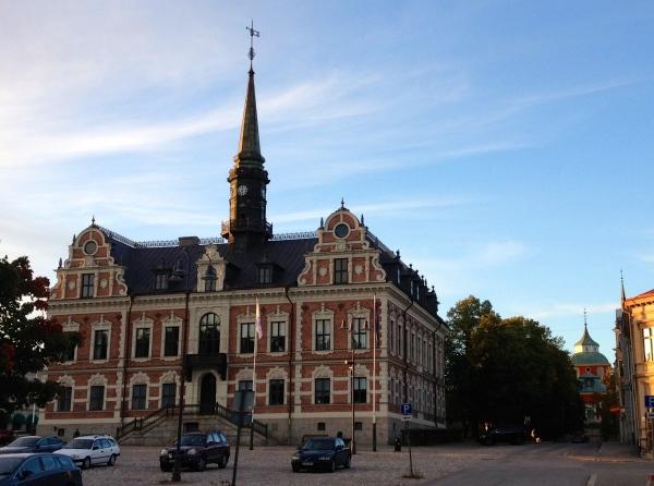 Rådhuset Söderhamn H Carlberg