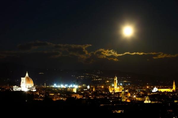 Florens. Foto di CLAUDIO GIOVANNINI